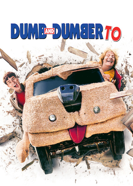 Dumb and Dumber To on Netflix UK