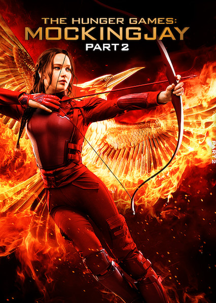 The Hunger Games: Mockingjay - Part 2 on Netflix UK