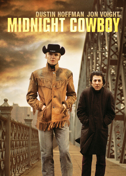 Midnight Cowboy on Netflix UK