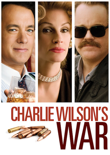 Charlie Wilson's War on Netflix UK