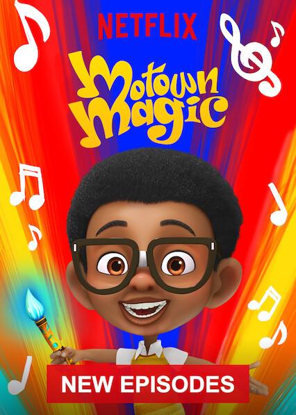Motown Magic on Netflix UK