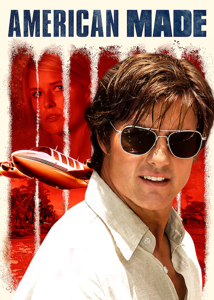 American Made on Netflix UK