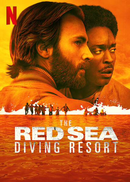The Red Sea Diving Resort on Netflix UK