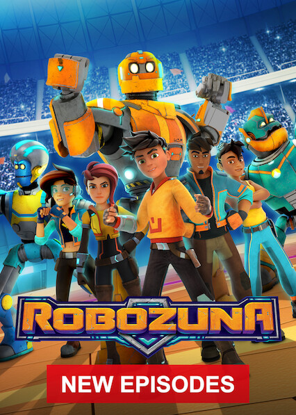Robozuna on Netflix UK