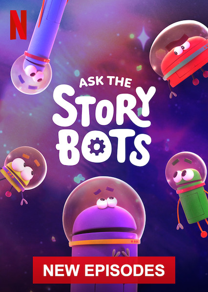 Ask the StoryBots on Netflix