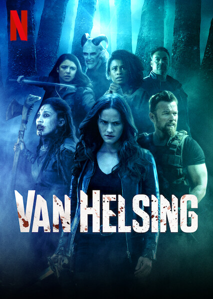 Van Helsing on Netflix UK