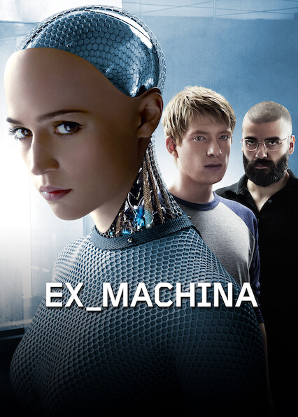 Ex Machina on Netflix UK