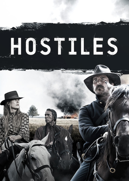 Hostiles on Netflix UK