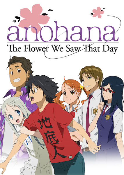 Anohana: The Flower We Saw That Day on Netflix UK