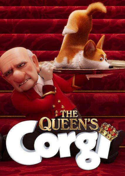 The Queen's Corgi on Netflix UK