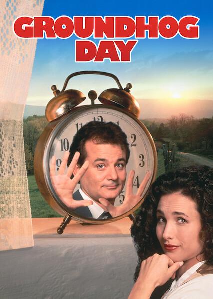 Groundhog Day on Netflix