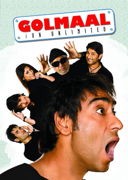 Golmaal: Fun Unlimited on Netflix