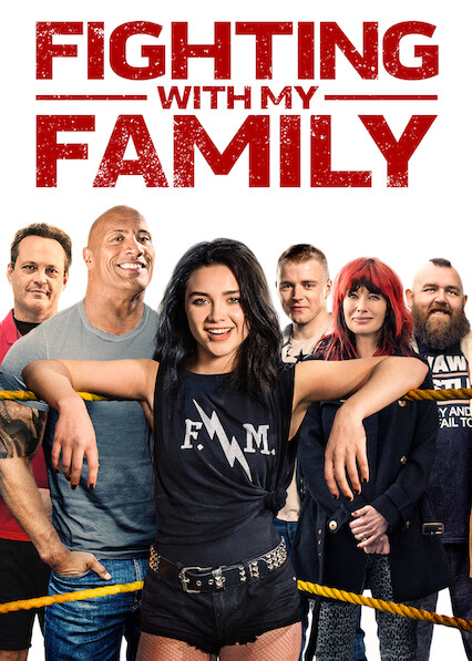 Fighting with My Family on Netflix UK