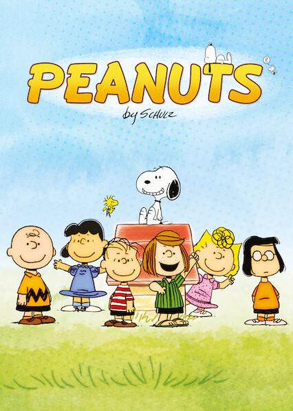 Peanuts on Netflix UK
