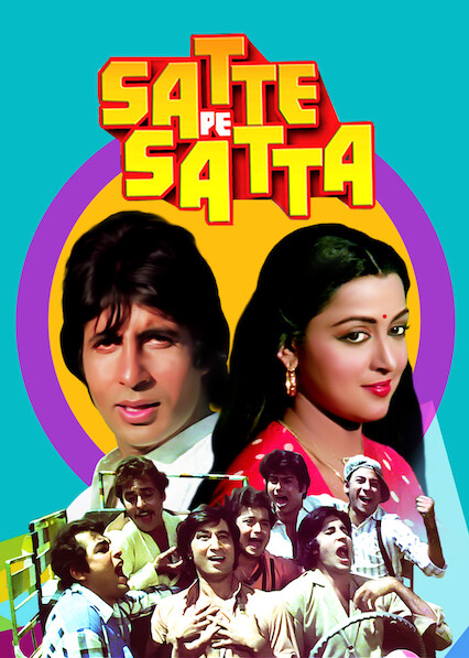 Satte Pe Satta on Netflix UK