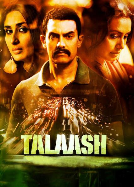 Talaash on Netflix UK