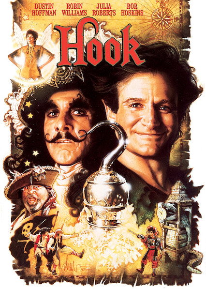 Hook on Netflix UK