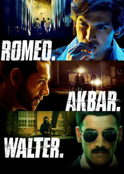 Romeo Akbar Walter on Netflix UK