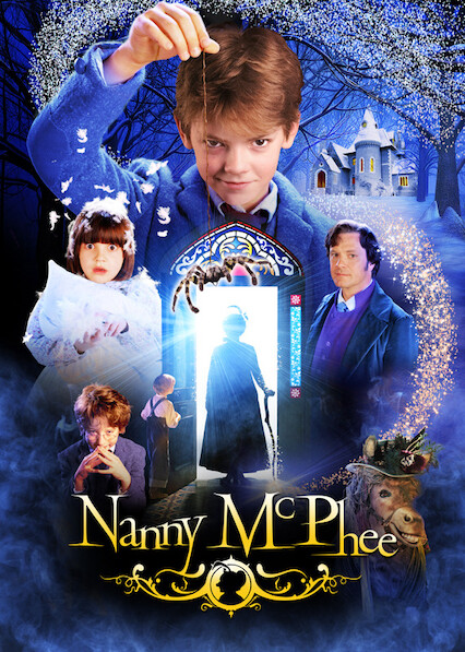 Nanny McPhee on Netflix UK