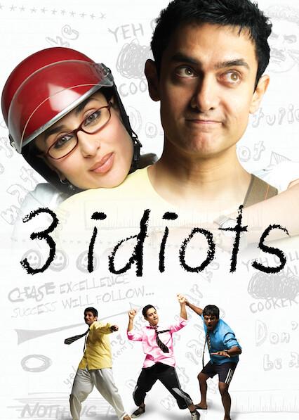 3 Idiots on Netflix UK