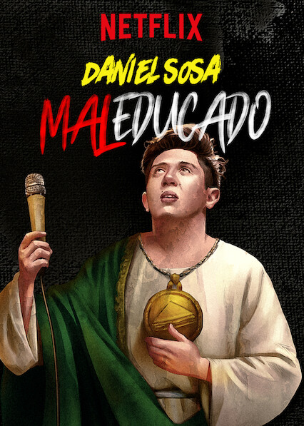 Daniel Sosa: Maleducado on Netflix UK