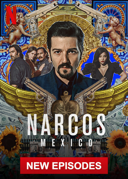 Narcos: Mexico on Netflix UK
