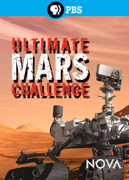 Nova: Ultimate Mars Challenge on Netflix UK