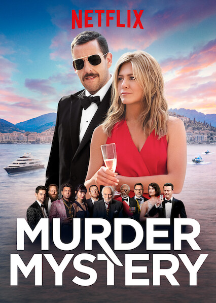 Murder Mystery on Netflix UK