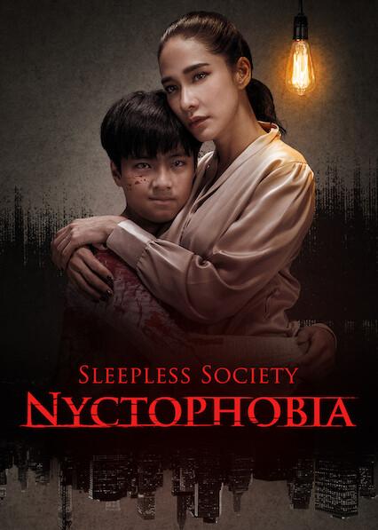 Sleepless Society: Nyctophobia