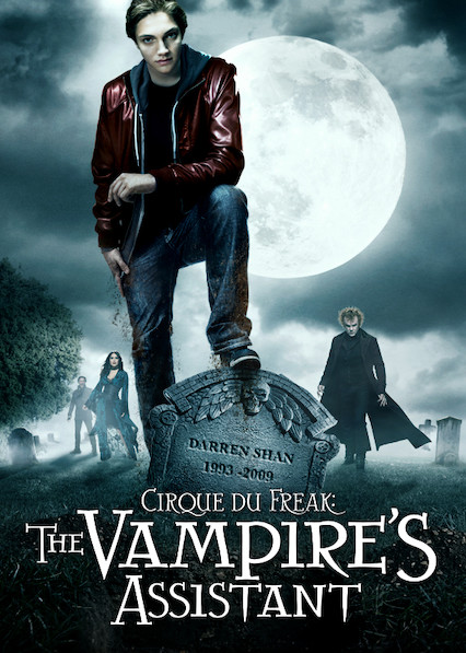 Cirque du Freak: The Vampire's Assistant on Netflix UK