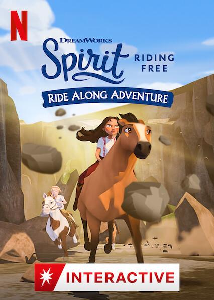 Spirit Riding Free: Ride Along Adventure on Netflix UK