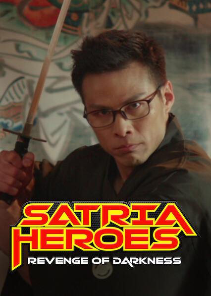 Satria Heroes: Revenge of the Darkness sur Netflix UK