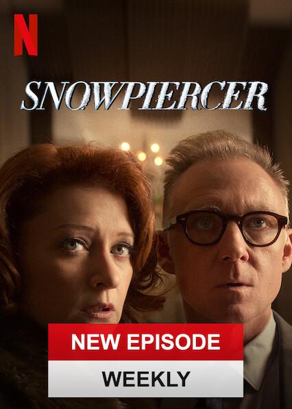 Snowpiercer on Netflix
