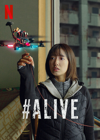 #Alive on Netflix UK