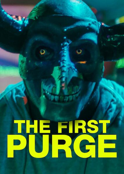 The First Purge sur Netflix UK