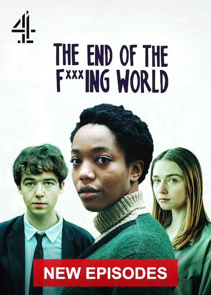 The End of the F *** ing World sur Netflix UK