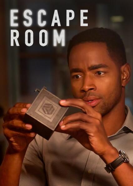 Escape Room sur Netflix UK