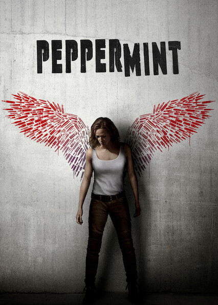 Peppermint on Netflix