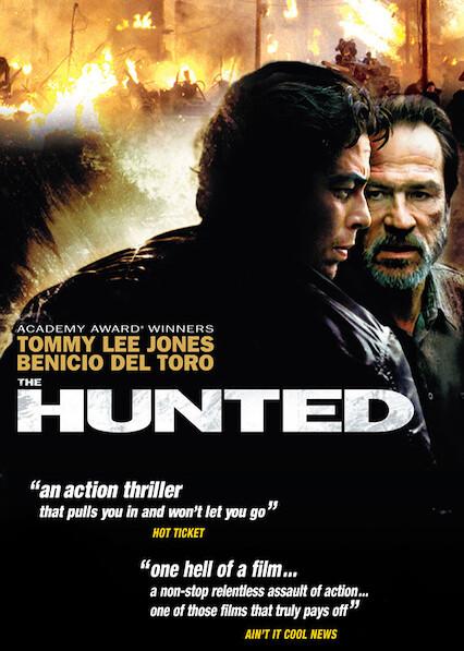 The Hunted on Netflix UK