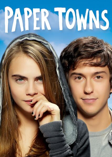 Paper Towns on Netflix UK