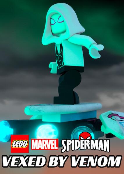 LEGO Marvel Spider-Man: Vexed by Venom on Netflix