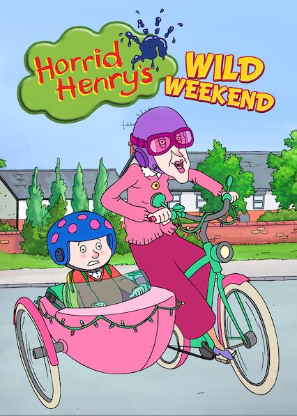 Horrid Henry's Wild Weekend