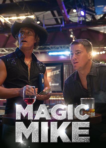 Magic Mike on Netflix