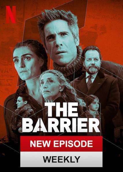 La barrière sur Netflix UK