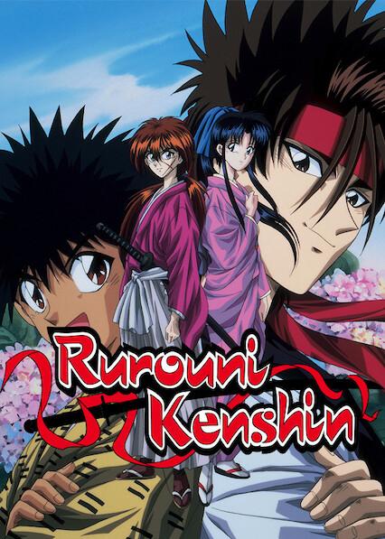 Rurouni Kenshin on Netflix UK