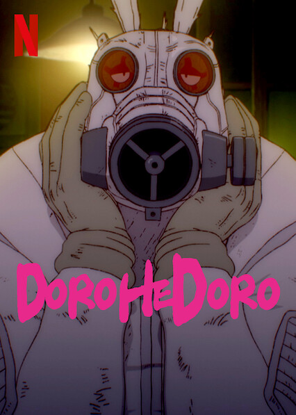 Dorohedoro on Netflix