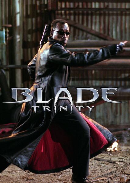 Blade: Trinity on Netflix UK