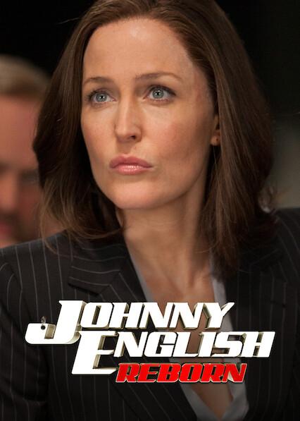 Johnny English Reborn sur Netflix UK