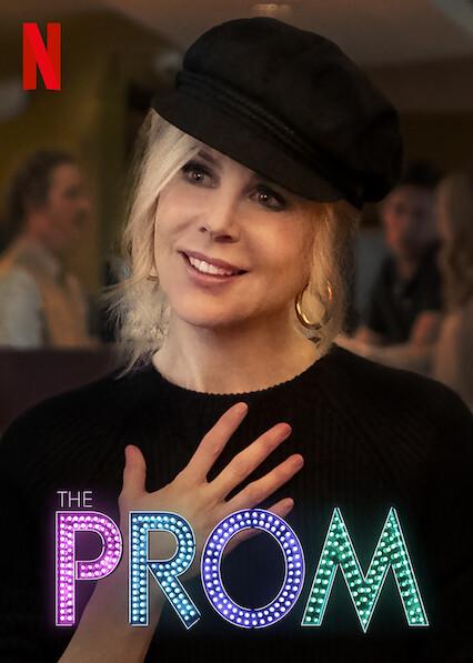 The Prom sur Netflix UK
