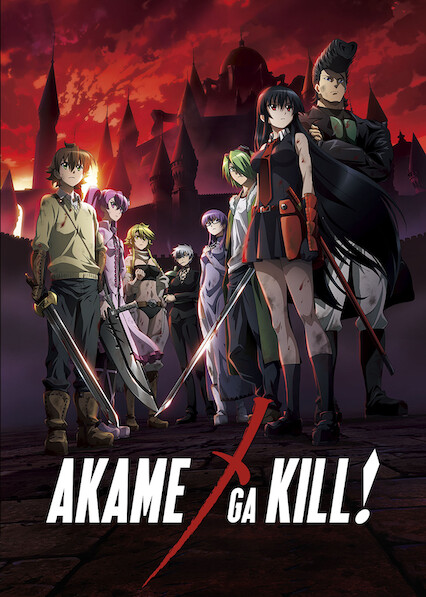Akame ga Kill! on Netflix UK